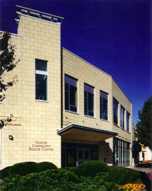 Guelph CHC Building