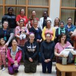 Group photo of WE Breastfeed & Chestfeed